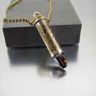 Bullet Necklace | Vintage | 38 SPL