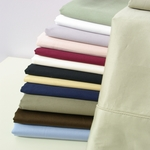 550 Thread count Solid Egyptian cotton sheet sets