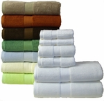 Bamboo Blend 6-Piece Towel Set