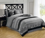 Claudia Gray Multi - Piece Bedding Set