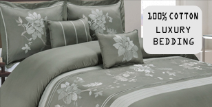 Myra Gray 5PC Duvet Cover Set