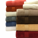 Royal Tradition Plush Egyptian Cotton 6-Piece Towel Set