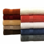 Royal Tradition Plush Egyptian cotton Two-Bath Sheets (Set 2)