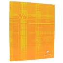 Clairefontaine A4 Size 4 Ring Binder - Yellow