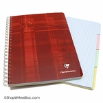 Clairefontaine Multiple Subject Notebook - Large