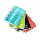 Clairefontaine Side Wire Notebook - 4.25 x 6.75, Ruled