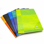 Clairefontaine Staple Bound Notebook - Large, French Ruled