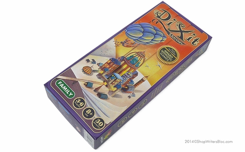 Dixit Odyssey - Click to enlarge