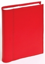 Exacompta Chelsea Leather Refillable Forum Journal - Red, Graph
