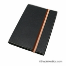 Exacompta Refillable Forum Journal - Club Cover, Black