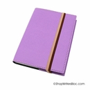Exacompta Refillable Forum Journal - Club Cover, Lilac