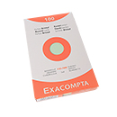 Exacompta Index Cards<br>5 x 8