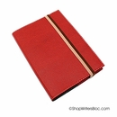 Exacompta Refillable Forum Journal - Club Cover, Red