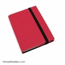 Exacompta Refillable Forum Journal - Club Cover, Rose Grenadine