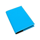 Exacompta Refillable Pocket Journal - Club Cover, Turquoise