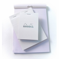 Rhodia Ice Notepads