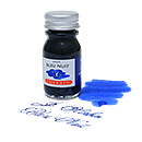 J. Herbin La Perle des Encres Fountain Pen Ink - Bleu Nuit, 10ml bottle