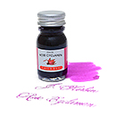 J. Herbin La Perle des Encres Fountain Pen Ink - Rose Cyclamen, 10ml bottle