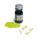 J. Herbin La Perle des Encres Fountain Pen Ink - Vert Olive, 10ml bottle