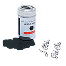 J. Herbin Universal Fountain Pen Ink Cartridges - Perle Noire