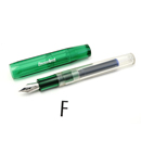 Kaweco ICE Sport Fountain Pen - Green, Fine Nib