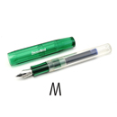 Kaweco ICE Sport Fountain Pen - Green, Medium Nib