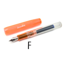 Kaweco ICE Sport Fountain Pen - Orange, Fine Nib