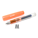 Kaweco ICE Sport Fountain Pen - Orange, Medium Nib