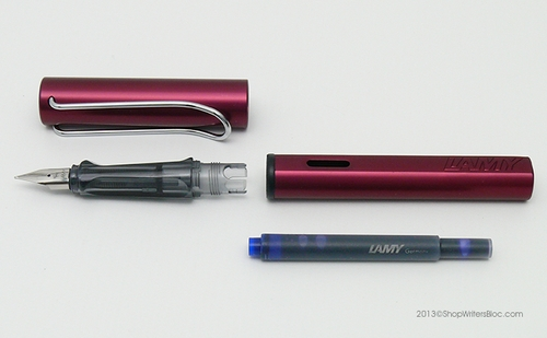 LAMY AL-Star Fountain Pen - Purple, Extra Fine Nib