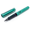 LAMY AL-Star Fountain Pen - Special Edition Blue-Green, Black Nib