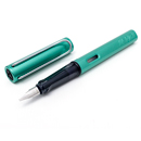 LAMY AL-Star Fountain Pen - Special Edition Blue-Green, Calligraphy Nib