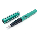 LAMY AL-Star Fountain Pen - Special Edition Blue-Green, Chrome Nib