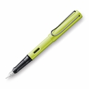 LAMY AL-Star Fountain Pen - Special Edition Charged Green, Broad Nib
