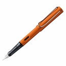 LAMY AL-Star Fountain Pen - Special Edition Copper Orange, Chrome Nib