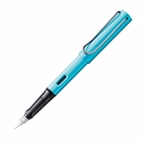 LAMY AL-Star Fountain Pen - Special Edition Pacific Blue, Extra Fine Nib