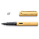 LAMY LX Fountain Pen - Gold, Extra Fine Nib