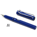LAMY Safari Fountain Pen - Blue, Medium Nib