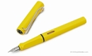 LAMY Safari Fountain Pen - Yellow, Medium Nib