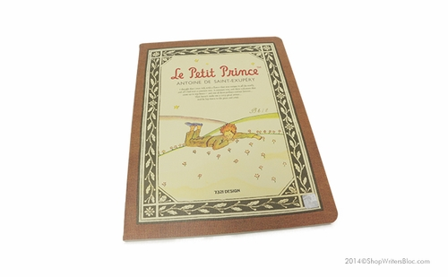 Le Petit Prince Large Blank Notebook - Click to enlarge
