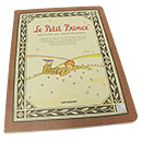 Le Petit Prince Large Blank Notebook