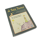 Le Petit Prince Medium Blank Notebook