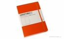 LEUCHTTURM 1917 Dot Grid Notebook - Large, Hard Cover, Orange