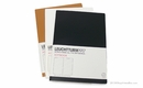 LEUCHTTURM 1917 Jottbook - Large, Lined, Set of 3 Earth