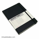 LEUCHTTURM 1917 Weekly Planner & Notebook - Large, Black, 2014