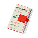 Leuchtturm1917 Self-Adhesive Pen Loop - Red
