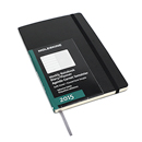 Moleskine Weekly Notebook Diary/Planner 2015 - Black, Soft Cover