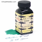 Noodler's Ink V-mail Series - G.I. Green
