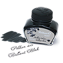Pelikan 4001 Fountain Pen Ink, Brilliant Black