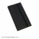 Quo Vadis Biweek #47 Pocket Planner 2017 - Club, Black