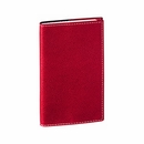Quo Vadis Business #04 Pocket Weekly Planner 2017 - Club, Red
